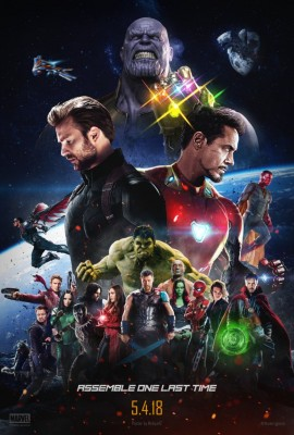 Avengers: Infinity War Box Office Prediction