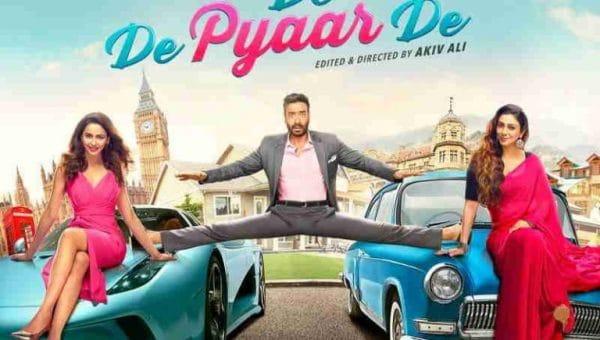De De Pyaar De 3rd Day Box Office Collection