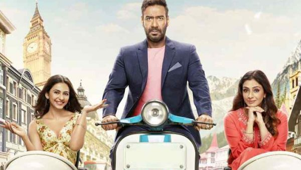 De De Pyaar De 2nd Day Box Office Collection – The Movie That Is Loved By The Audience
