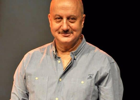 Anupam Kher Charity