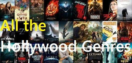 Most Popular Movie Genres Watched In Hollywood