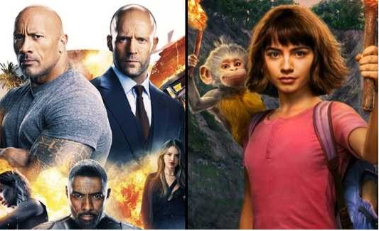 Hollywood Movies of August 2019