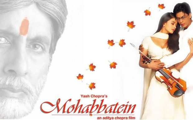 Mohabbatein MOvie Review