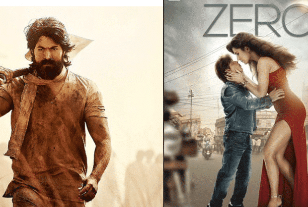 ZeroIndian Movie Comparison With Baahubali 2-vs-KGF