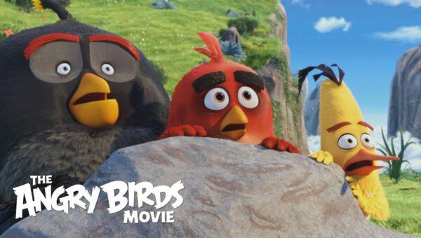 Netflix Upcoming Animation Webseries Angry Bird: Summer Madness