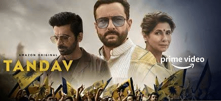Tandav Web Series Download