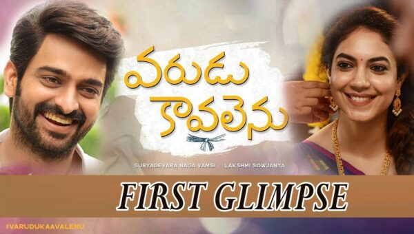 Naga Shaurya's Latest Varudu Kavalenu Full Movie Leaked by Filmywap