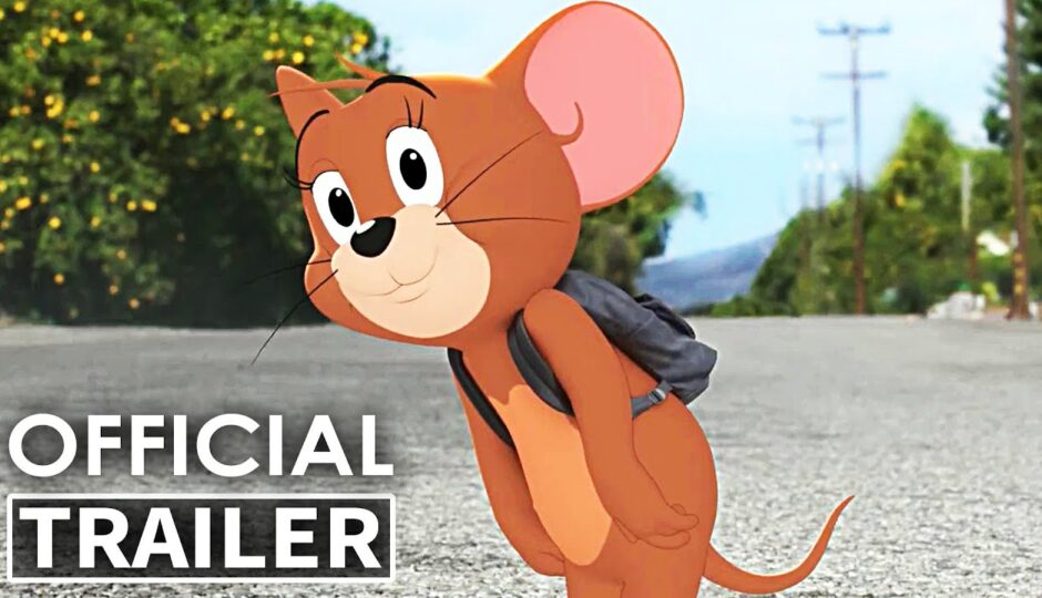 Hollywood Latest Animation Tom and Jerry Full Movie Leaked on Tamilrockers :Download on HD 720p