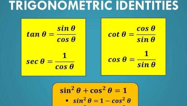 Explain Trigonometric Identities