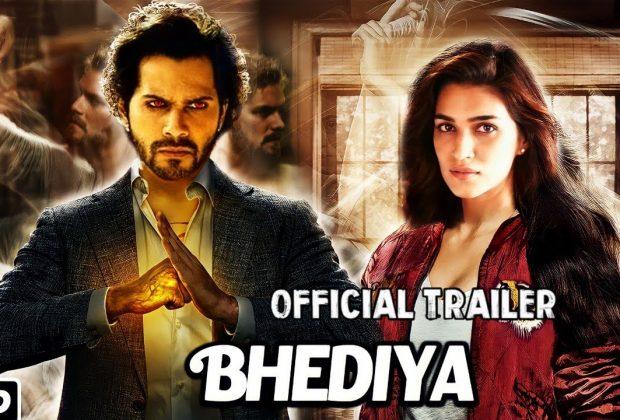 Bhediya Movie