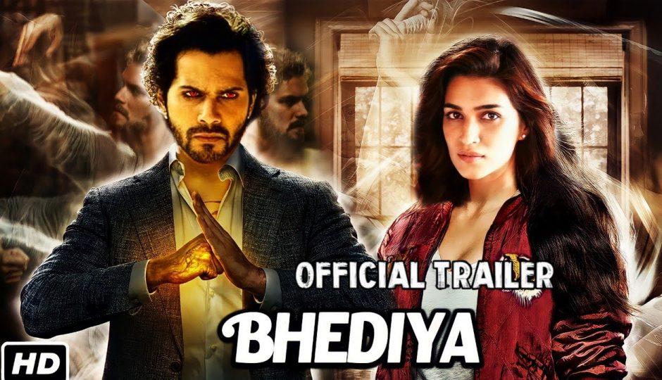 Varun Dhawan's Bhediya Movie Trailer and Cast & crew Details